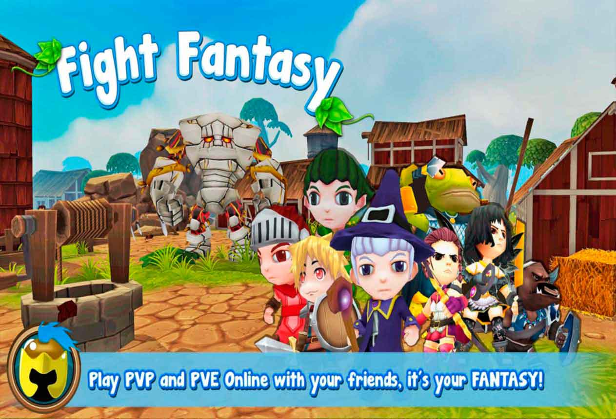 Special of Fight Fantasy fightfantasyonline 21.