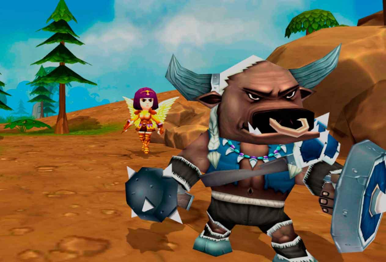 Special of Fight Fantasy fightfantasyonline 1.