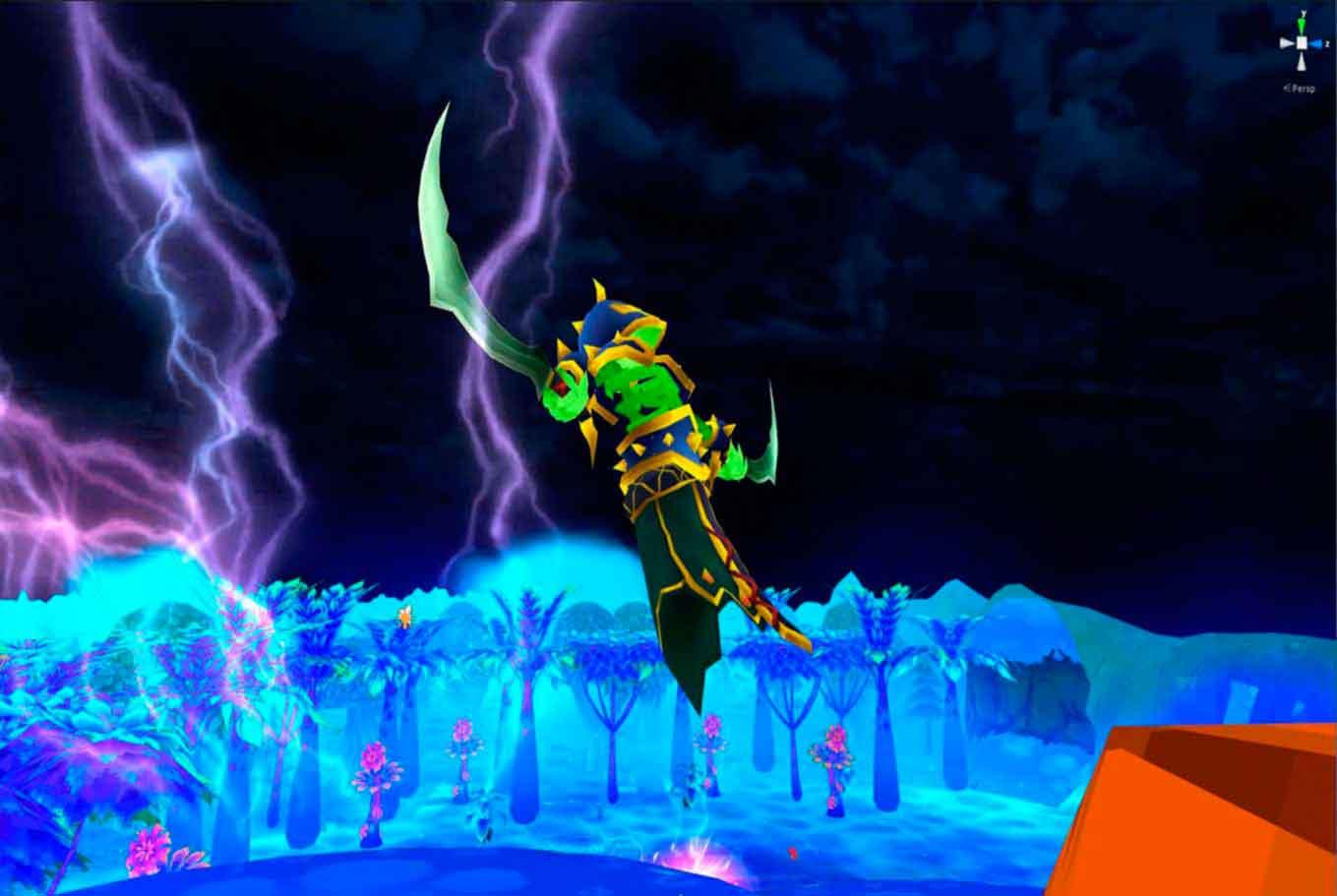 Special of Fight Fantasy fightfantasyonline 37.